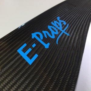E-Props sticker : BLUE