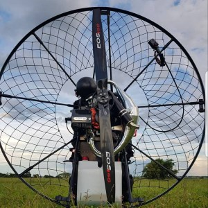 eprops EOS 150 carbon propeller paramotor paratrike powered paragliding ppg