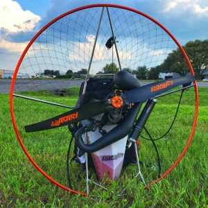 vitorazi moster185 paramotor paratrike powered paragliding ppg