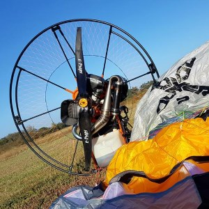 Vitorrazi Moster 185 eprops carbon propeller paramotor paratrike powered paragliding ppg