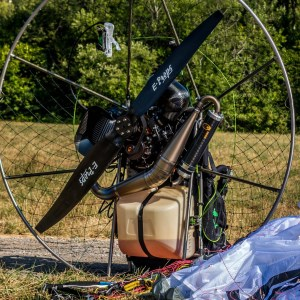 eprops carbon monster185 propeller paramotor paratrike powered paragliding ppg