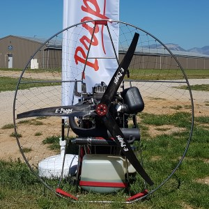 ROS 125 eprops carbon propeller paramotor paratrike powered paragliding ppg