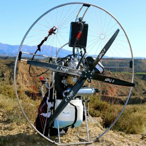 eprops strong propeller paramotor paratrike powered paragliding ppg