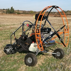 eprops ROTAX 503 paramotor paratrike powered paragliding ppg