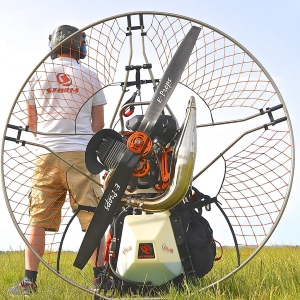 ALS E-PROPS carbon propeller paramotor paratrike powered paragliding ppg