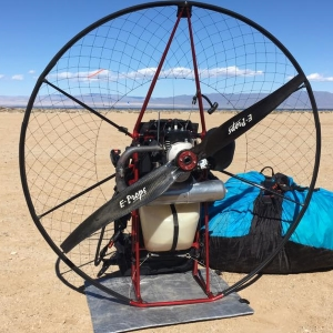 E-PROPS beach carbon propeller paramotor paratrike powered paragliding ppg