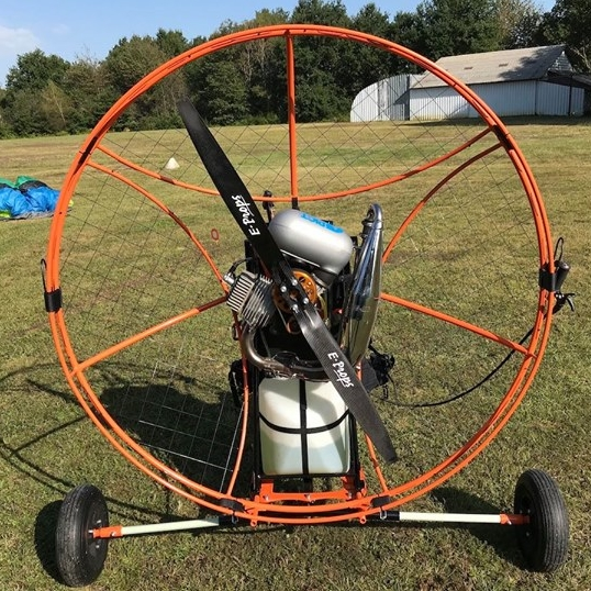 corsair my25 eprops carbon propeller paramotor paratrike powered paragliding ppg