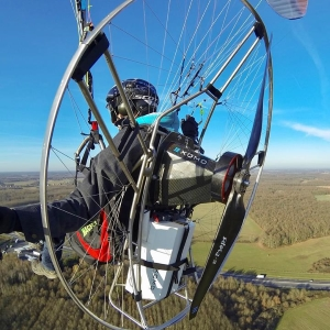 exomo electric eprops carbon propeller paramotor paratrike powered paragliding ppg