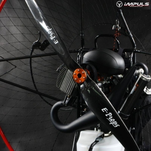 E-PROPS IMPULSE carbon propeller paramotor paratrike powered paragliding ppg