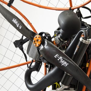 Vittorazi Moster 185 Monster eprops carbon propeller paramotor paratrike powered paragliding ppg