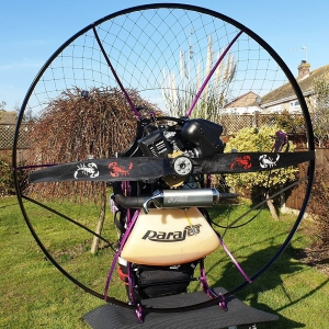 E-PROPS carbon propeller paramotor paratrike powered paragliding ppg