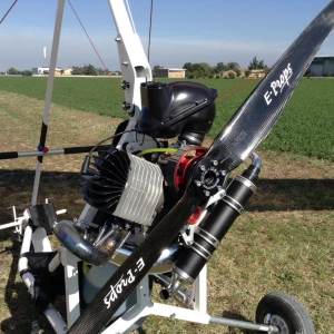 E-PROPS TRIKE carbon propeller paramotor paratrike powered paragliding ppg